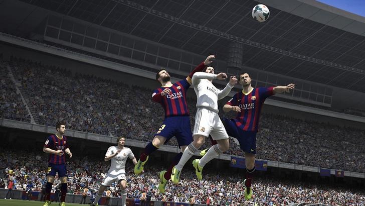 Фото №3 - Насколько круче станут Need for Speed и FIFA на консолях нового поколения