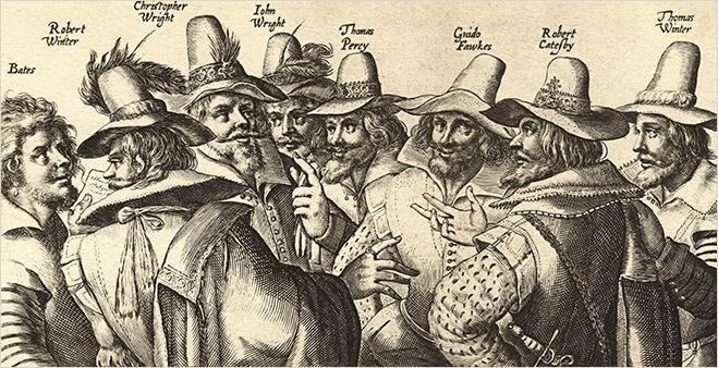 Фото №1 - XVII век Фокс представляет: взорви парламент или стань легендой, пытаясь