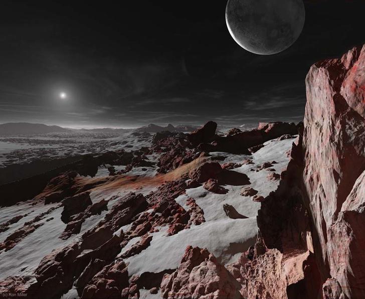 Фото №10 - Как выглядит Солнце с каждой из планет Солнечной системы (галерея)