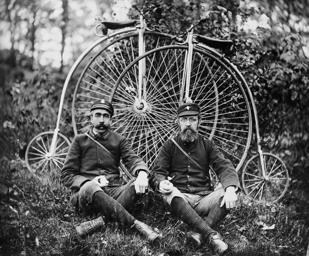 Фото №2 - Непридуманная история велосипедных войск