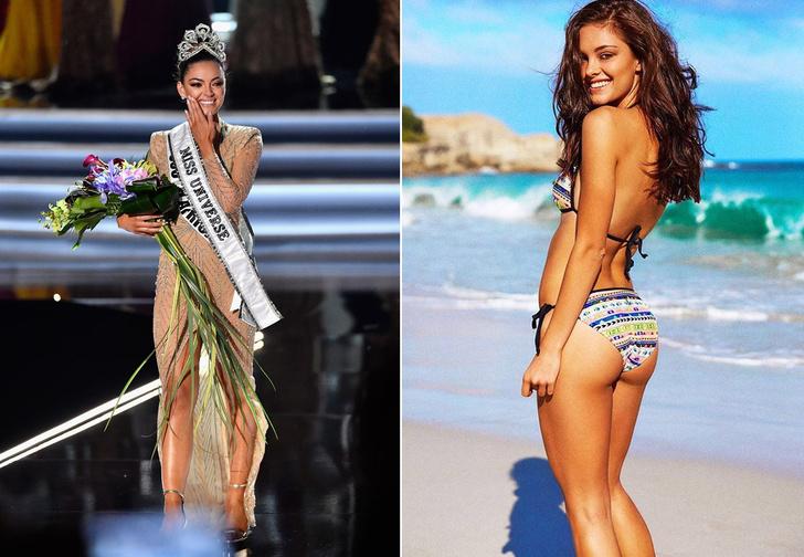 Фото №1 - Новой «Мисс Вселенной» стала Деми-Лей Нель-Петерс из ЮАР