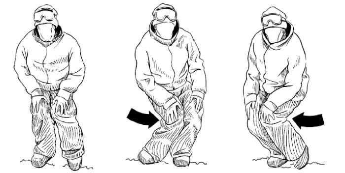 Фото №6 - Как правильно делать разминку лыжникам и сноубордистам