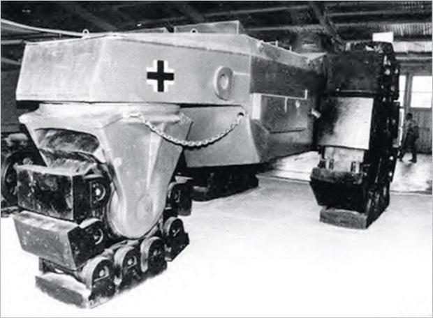 Фото №20 - Бесславные ублюдки: самые уродливые танки, созданные за всю историю вооружений
