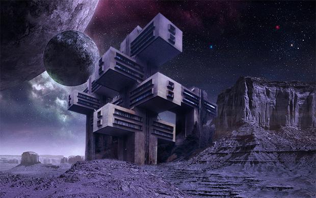 Фото №11 - Советские постройки на других планетах