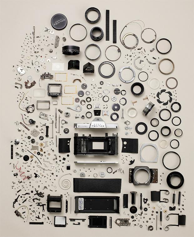 Фото №4 - 10 предметов, разобранных на части: от бензопилы до огнетушителя