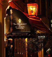 The Gaslight, Лондон