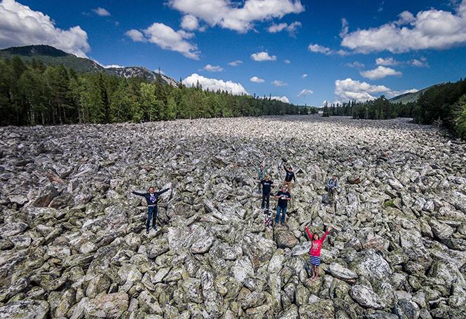 Фото №1 - Осмотр на месте: Большая Каменная река (Таганай, Россия)