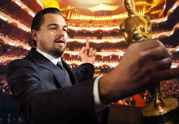 Фото №1 - «Оскар-2016»: победители, номинанты и Ди Каприо!