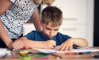 ЭТО ПАРТААА!!! Совет №2: как приучить ребенка делать уроки самостоятельно
