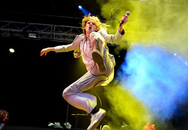 Фото №2 - Сэм Франс, Foxygen: «Музыканты вообще не самые умные люди, идиоты по большей части. Особенно когда дело касается политики»