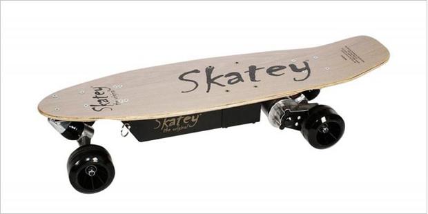 Фото №3 - Оседлай электричество! 4альтернативы велосипеду и скейтборду