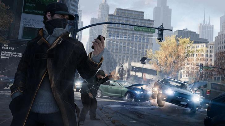 Фото №4 - 10 приятных занятий из новой игры Watch Dogs, которые запрещены законом в реальной жизни