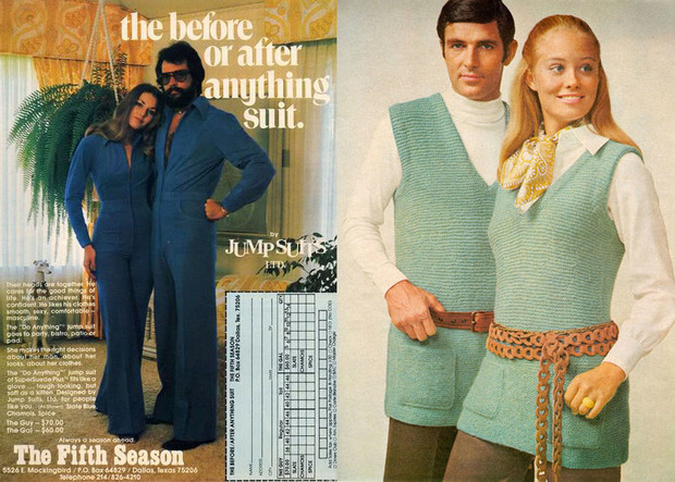 Фото №9 - Парные костюмы — худшее, что когда-либо было в моде