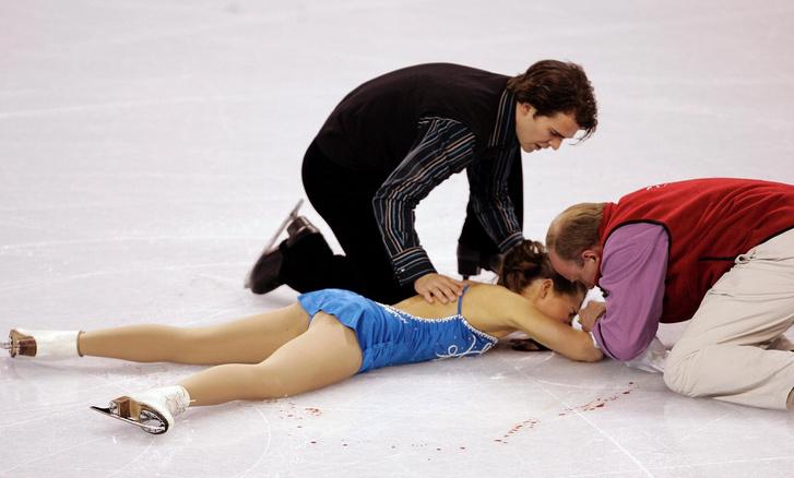 Фото №5 - Самые жуткие травмы в истории спорта