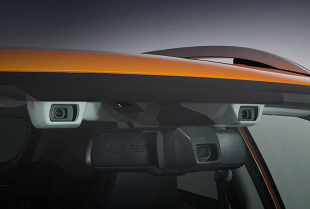 Фото №2 - Вместе с новым Subaru XV в Россию приедет система безопасности EyeSight