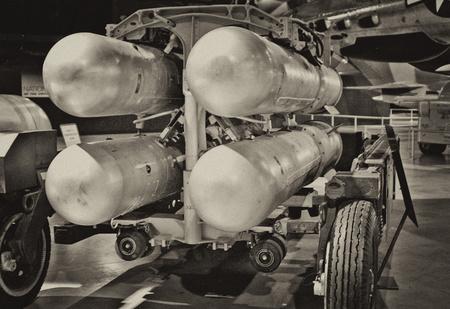 8 случайно потерянных ядерных бомб