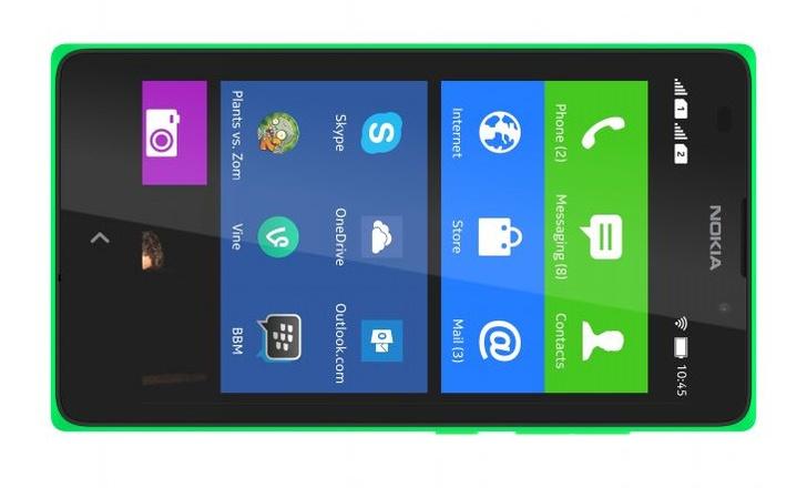 Фото №1 - Nokia X — новые суперсмартфоны