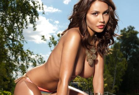 Финалистки Miss MAXIM 2014. Часть 1. Камила Баходирова: «Я была довольно необычной девочкой и хотела стать мясником»