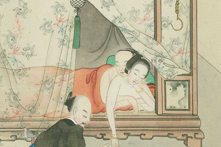 Фото №4 - «Никогда не занимайся этим по утрам!» и другие советы из самого древнего руководства по сексу