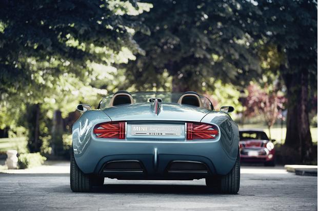 Фото №4 - Родстер Mini Superleggera Vision — не исключено, что Джеймс Бонд уже оформил предзаказ