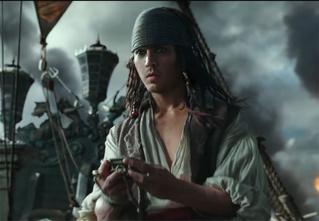Внезапный трейлер новых «Пиратов Карибского моря»!