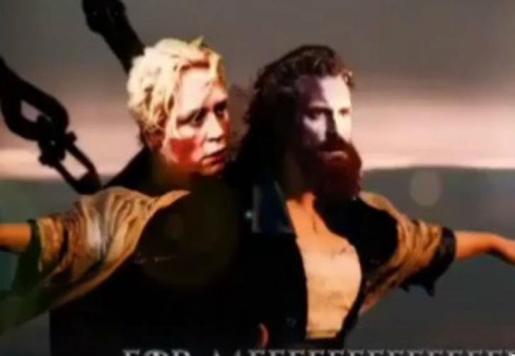 Фото №1 - «Богемская рапсодия» + «Игра престолов»: дважды прекрасный клип от поклонников сериала