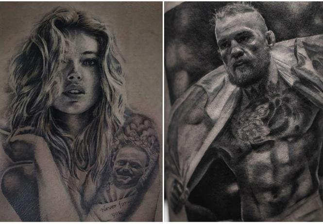 найден татуировщик лучшие мире татуировки стиле реализм