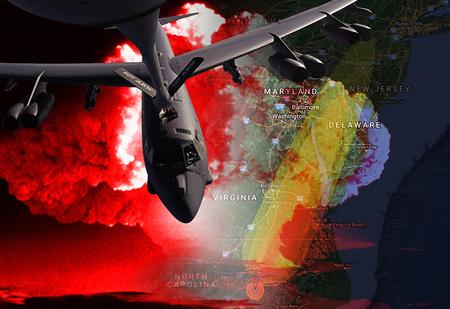 5 случаев, когда военные случайно теряли атомные бомбы