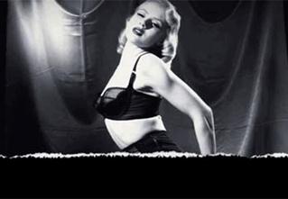 Пятничная подборка гифок сексуальных девушек в стиле «бурлеск»