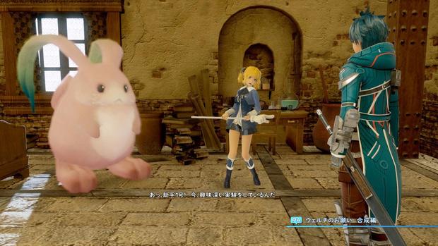 Фото №1 - Чем американские и европейские фэнтези-RPG отличаются от японской Star Ocean: Integrity and Faithlessness