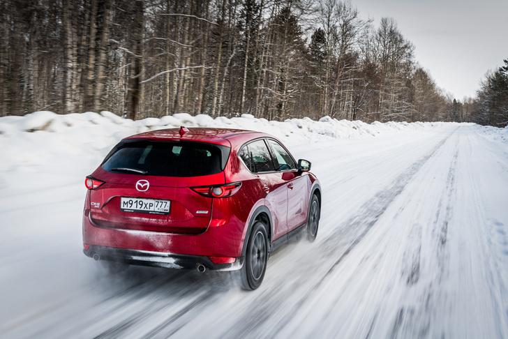 Фото №3 - Почему мир сходит с ума по Mazda CX-5?