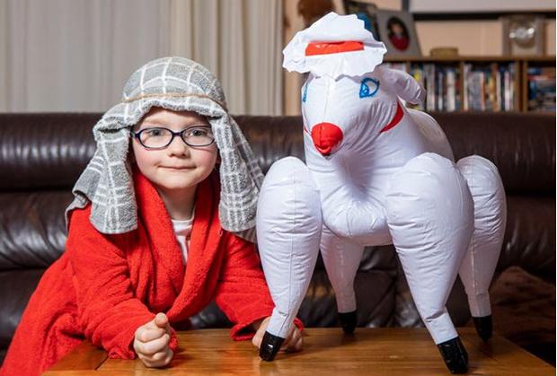 Фото №1 - Мать купила 5-летнему сыну надувную овцу, а она оказалась из магазина для взрослых