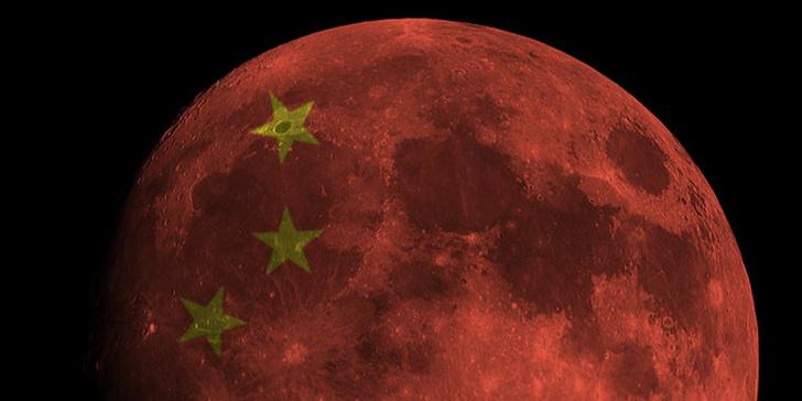 Фото №1 - Китай разместит на небосводе искусственную луну