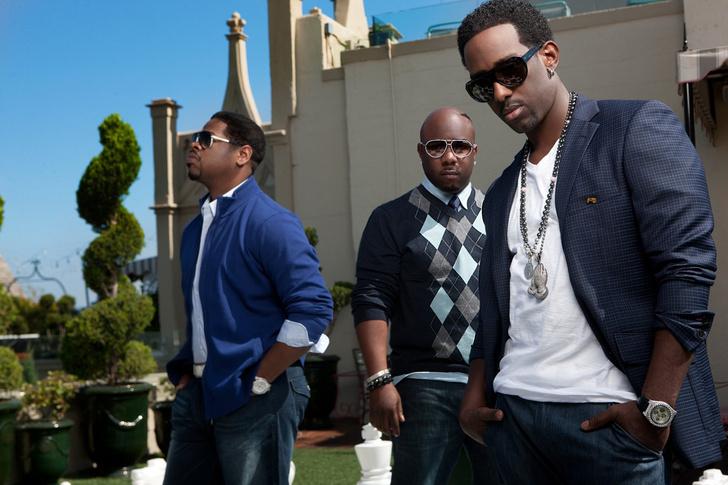 Фото №1 - Дозвонись до Boyz II Men