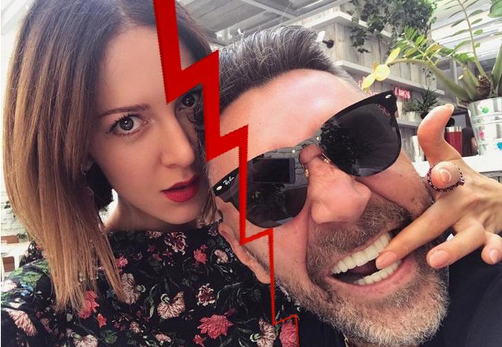 Фото №1 - Вот это да! Сергей Шнуров объявил о разводе с женой!
