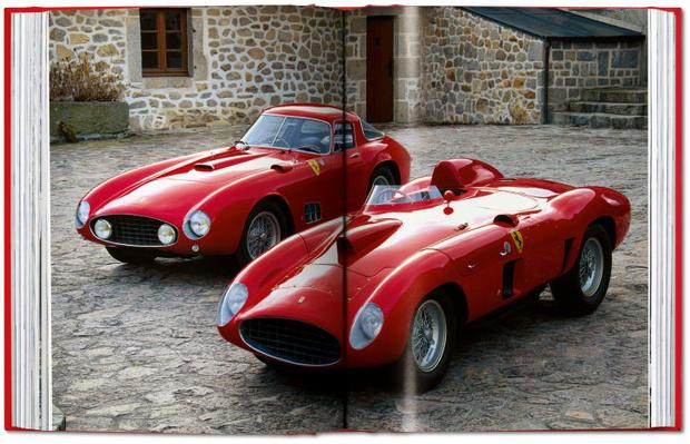 Фото №2 - Эта книга об истории Ferrari стоит дороже, чем средний автомобиль