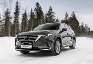 Mazda CX-9: по вашим письмам