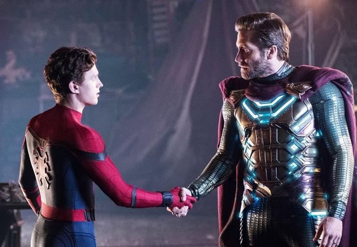 Фото №1 - Вот что означают послетитровые сцены в новом «Человеке-пауке»