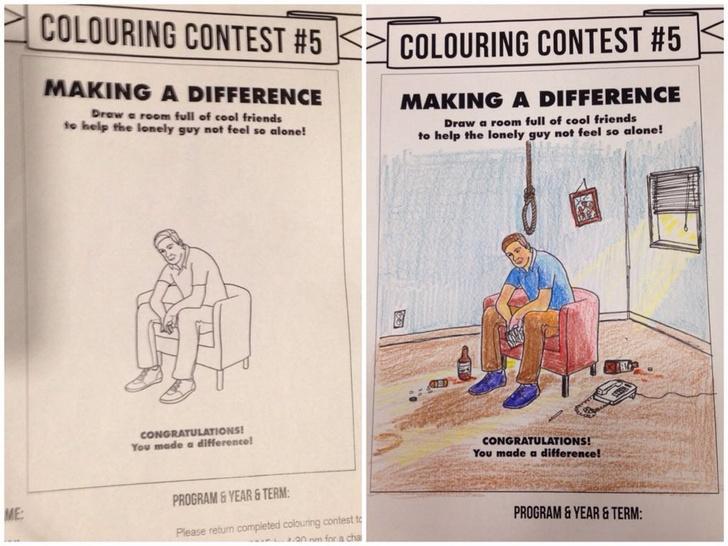 Фото №5 - Я безбожник, я так вижу: Когда детская раскраска превращается в запрещенную литературу