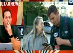 Бразильский корреспондент берет интервью у простой русской женщины. И это надо ВИДЕТЬ