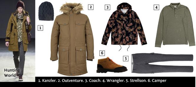 Парка: с чем носить ее этой зимой