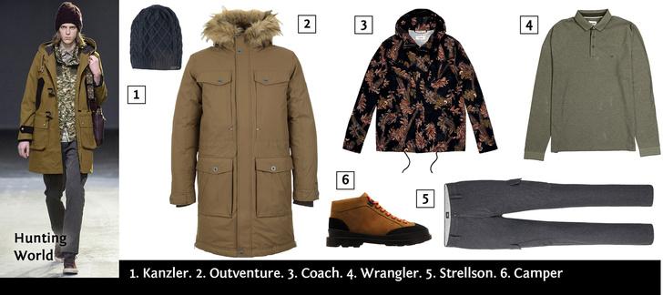 Фото №3 - Парка: с чем носить ее этой зимой
