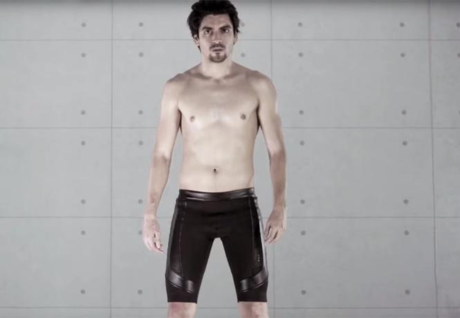 Высокотехнологичные шорты, которые сделают из тебя полового гиганта!