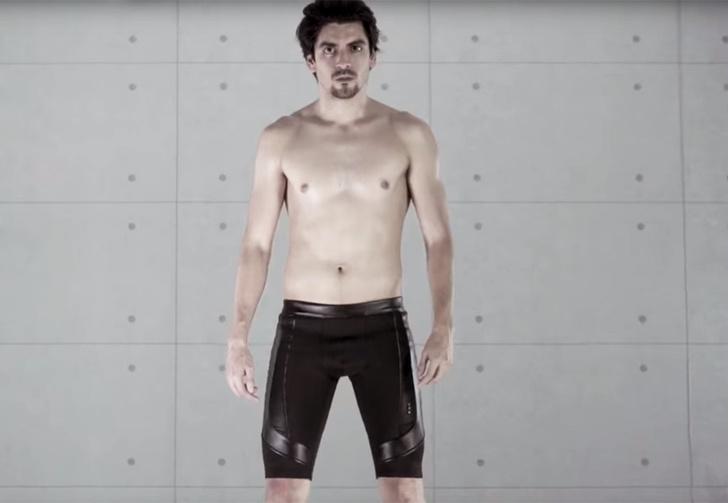 Фото №1 - Высокотехнологичные шорты, которые сделают из тебя полового гиганта!