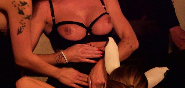 Фото №3 - Эротический театр, маскарад и интим-эксперименты: про закрытый VIP-клуб для богатых и знаменитых сняли документальный сериал