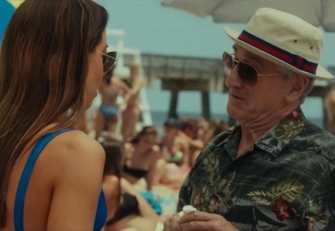 трейлер фильму грязный дедушка
