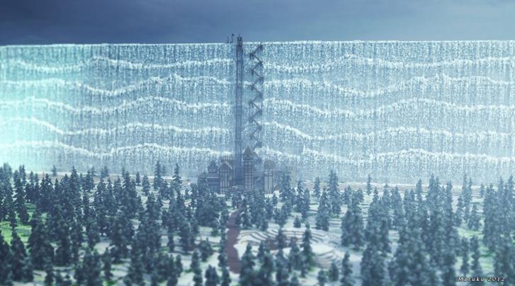 Фото №1 - Майнкрафт престолов: Вестерос воссоздали в виртуальном мире
