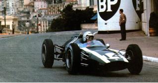 Минутка истории: запись Гран-при Монако 1962 года из кабины пилота (ВИДЕО)