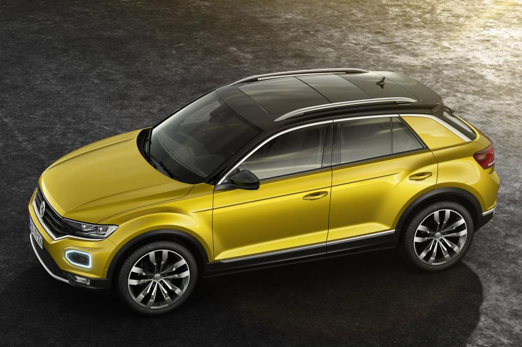 Volkswagen T-Roc фото 1