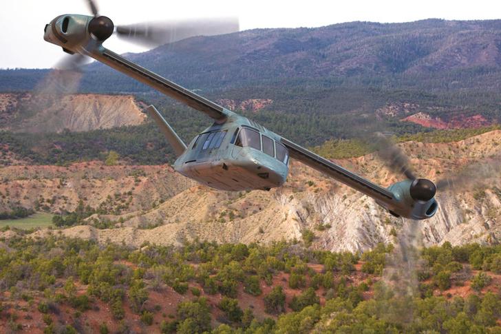 Фото №8 - Оцени новый футуристический вертолет армии США